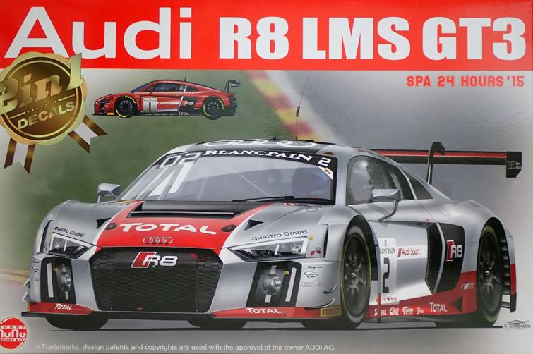 Audi R8 LMS GT3 by PLATZ