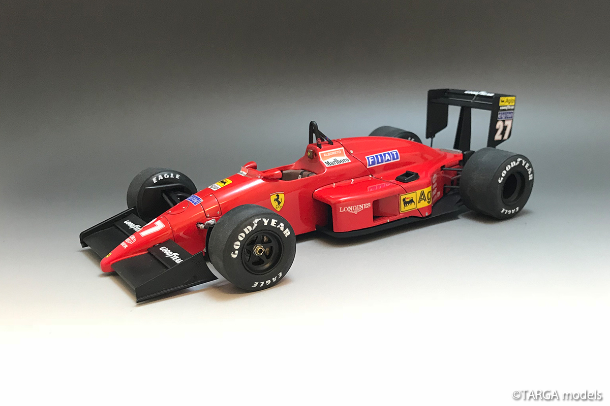 Ferrari F187 1987