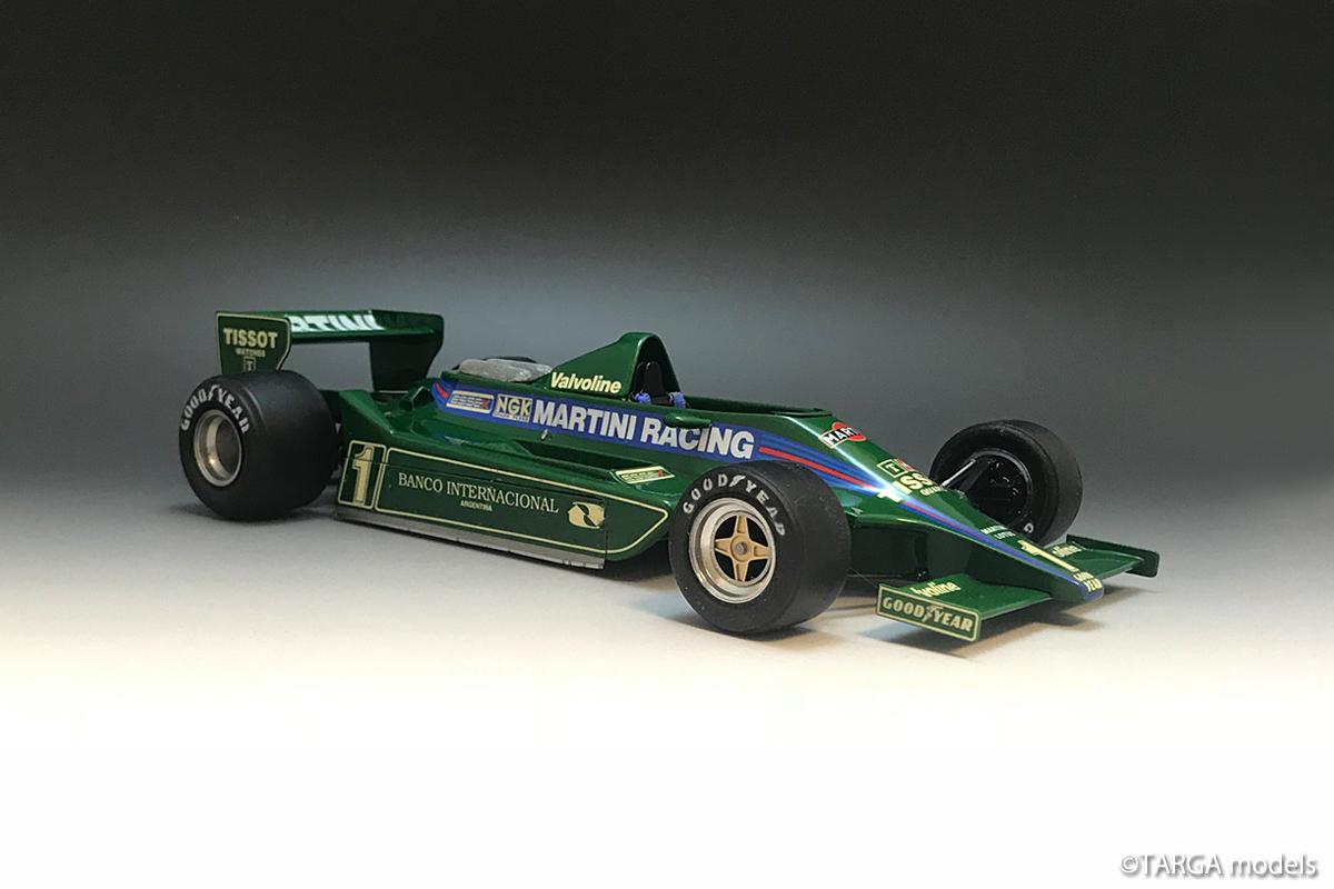 Lotus 79B Finish!