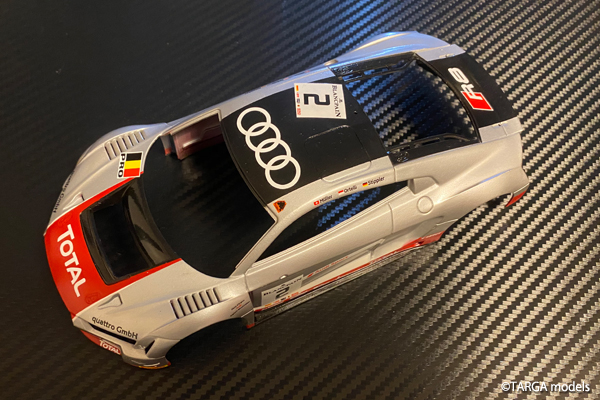 Audi R8 LMS GT3 #07