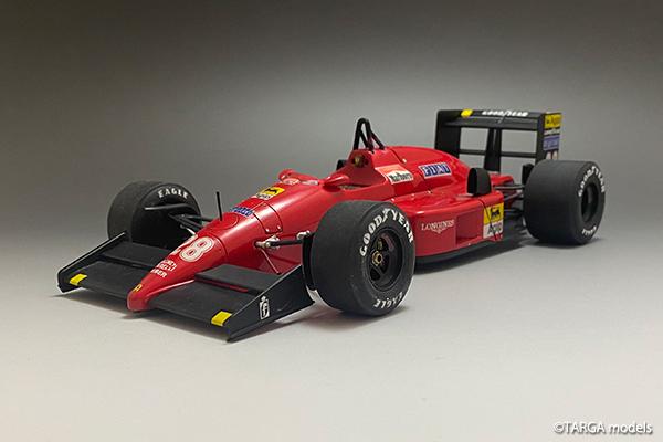 Ferrari F1-87 Finish!