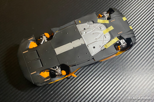 McLaren Senna by TARGA models