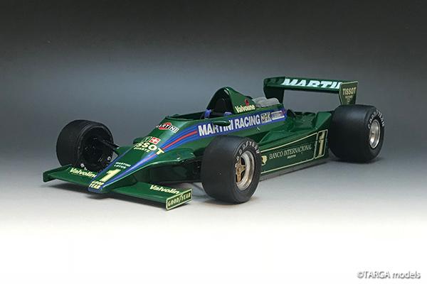 Lotus 79B TARGA models