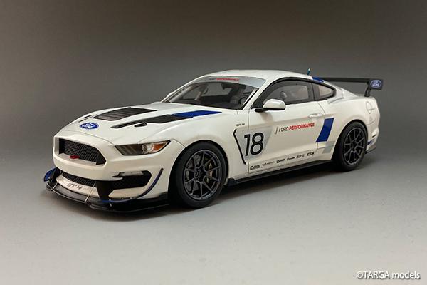 Ford Mustang GT4 TARGA models