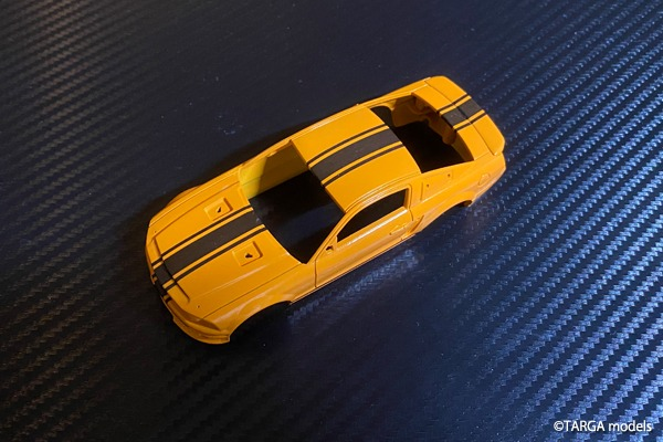 Ford Shelby GT500 Super Snake by TARGA models