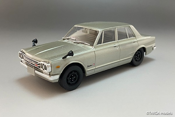 Nissan PGC10 TARGA models