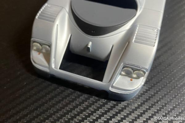 Sauber C9 by TARGA models